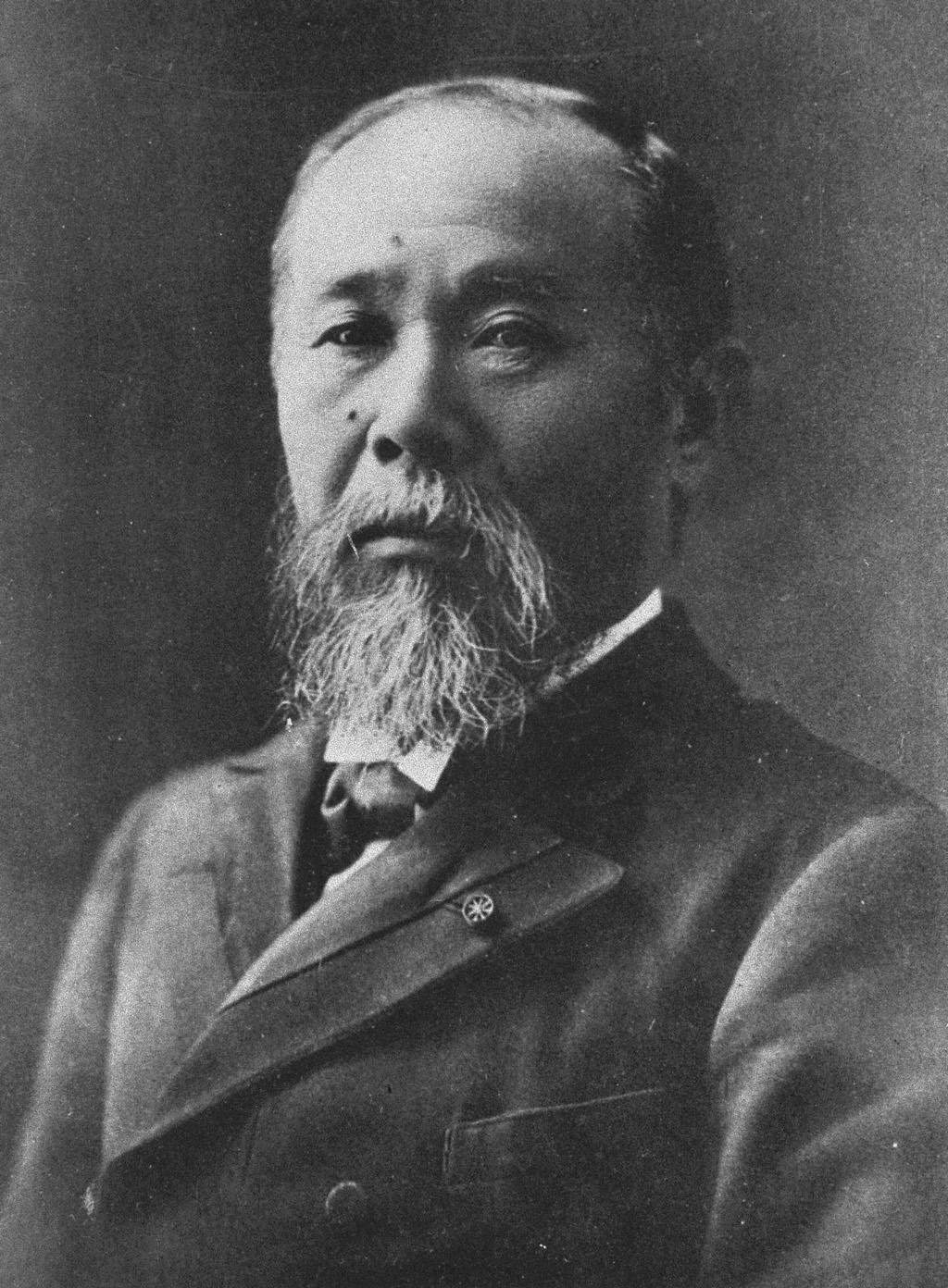 伊藤博文の憲法に関する演説