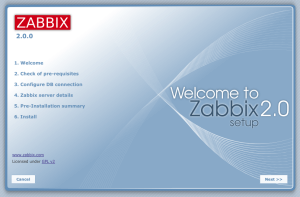 zabbix-20-installer