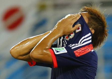 サッカーで苛められていた。日本代表には早く負けてほしい
