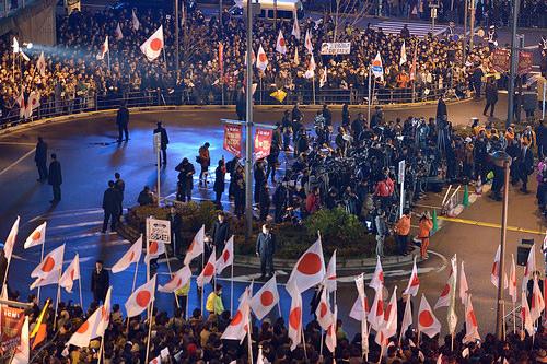 戦後日本の民主主義について 55年体制期の政党間の主要な対立軸を中心に